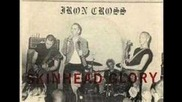 Iron cross - Crucified for your sins