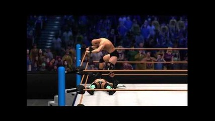 Wwe '12 - Cm Punk vs Steve Austin at Custom Wrestlemania 28 Arena