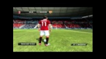 "Fifa 12 ""new Skills & Tricks"" Tutorial - Pc (keyboard)"