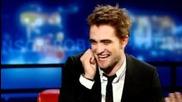 Robert Pattinson On Strombo: Full Interview