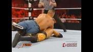 Christian & Mark Henry vs. John Cena & Sheamus - 07/09/11 Raw Esporte Interativo