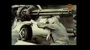 Шестцевна картечница - високоскоростна