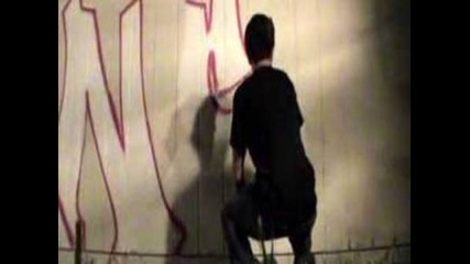 Graffiti Bombing