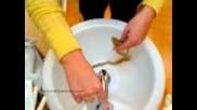 Как да: Измиете и се грижите за вашите екстеншъни .