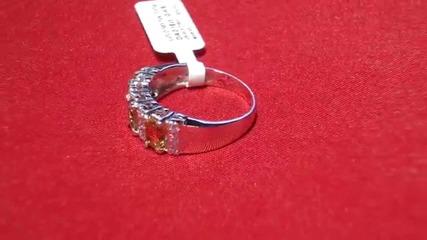 годежен пръстен с диаманти Kirkorian Diamonds