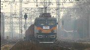 Бжк с локомотиви 40 0797,87 010 и 87 033