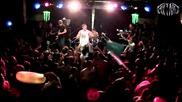 Parkway Drive - Idols and anchors (live @ club *mixtape 5* Sofia 05.06.2013)