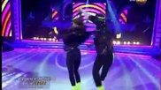 Dancing stars So2e21...полуфинал - двойки - Михаела - Светльо...
