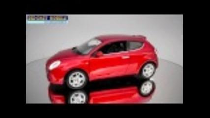 Alfa Romeo Mito - Welly - 1:24