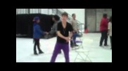 Justin Bieber A Random Moment Of Excited Bieber Twitvid