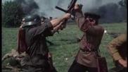 Бой на руски войници с немски войници през Всв 1941