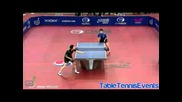 Wang Hao vs Ma Long [korea Open 2013]