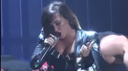 "Demi Lovato - ""remember December"" and ""heart Attack"" (live in San Diego 9-28-14)"
