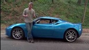 Lotus Evora Test - Los Angeles Times - Exklusive Kollektion