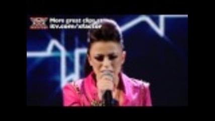 Невероятно изпълнениеа на Cher Lloyd - Empire Stаte of Mind