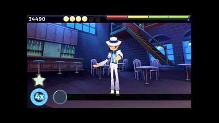 [psp Game] Michael Jackson