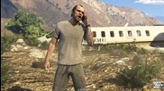 Grand Theft Auto 5 Caida Libre Мисия 41