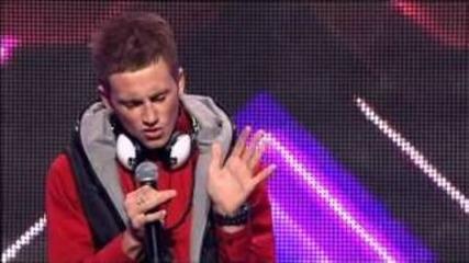 Хубаво изпълнение на Josh Brookes в The X Factor Australia 2012