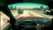 Какво е да караш ? Bmw M3 E36 - Go Pro Hd Hero 2