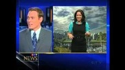 Anchorman Denied By Weather Lady