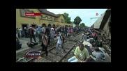 В Германия 30 полицаи са пострадали в безредиците в емигрантските лагери