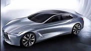 Revealed 2014 Infiniti Q80 Inspiration Hybrid Concept 4wd 3.0