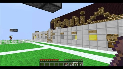 Minecraft: Teniss Me Vs Codbuscus!