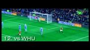Робин ван Перси - Всички 30 гола във Висшата Лига 2012 - 2013