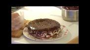 Торт Сказка медовый шоколадный рецепт