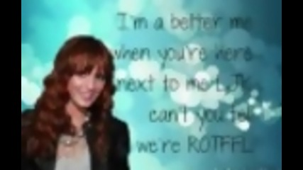 Bella Thorne- Ttylxox (lyrics on Screen)