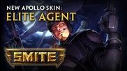 New Apollo Skin: Elite Agent