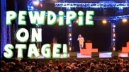 Pewdiepie Live On Stage! - Fridays w/ Pewdiepie (episode 31)