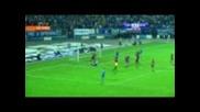 Левски София - Спартак Търнава (2-1)