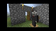 Как да затвориш врата със стил-minecraft animation9