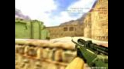 Counter Strike 1.6 - Pentagram G-shock [pgs] (pt. 1)