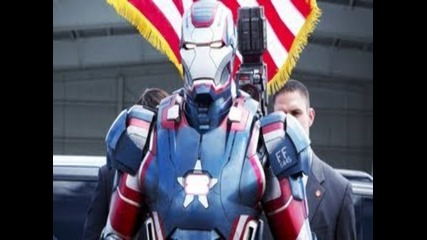 Iron Man 3 Trailer 2012 - Official 2013 Movie [hd]