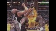 Shaquille O'neal: The Real Superman - Nba Highlights
