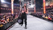 wwe Brock Lesnar vs Roman Reigns Wrestlemania 31 Highlights Hd