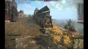 World of Tanks - idiots ruin the game