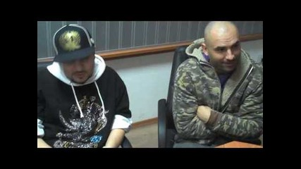Бг Хип Хоп: Сурово! със Ссср (2 от 2)