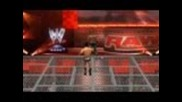 Wwe Svr 2011: First Blood match Hbk Vs Cody Rhodes (in A Cell)