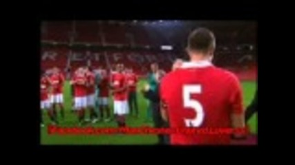 Manchester United Reserve Player Scott Wotton Drop Part Of The Manchester Senior Cup