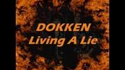 Don Dokken - Living A Lie.. -1990