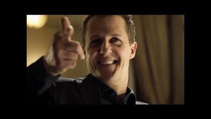 2011 Formula 1 - Mercedes Tv Spot with Michael Schumacher, Nico Rosberg and Mika Hakkinen