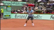 2009 Roland Garros Final Federer vs Soderling Highlights Hd