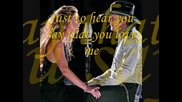 Just to Hear You Say That You Love Me(w/lyrics)- Faith Hill&tim; Mcgraw