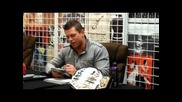 Wwe's The Miz at an autograph signing in St. Charles,mo 9/18
