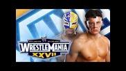 Rey Mysterio Vs Cody Rhodes - Wrestlemania 27 Full Match Hd
