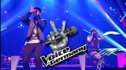 Thrift Shop - Blue Mc vs. Alex Hartung | The Voice 2014 | Battle