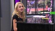 Violetta: людмила и виолета пеят заедно